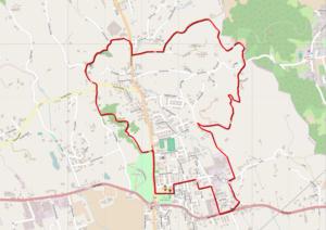 Mappa Sentiero 6