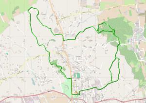 Mappa Sentiero 7